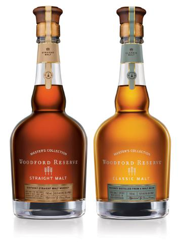 WOODFORD RESERVE 2013 MASTER'S COLLECTION