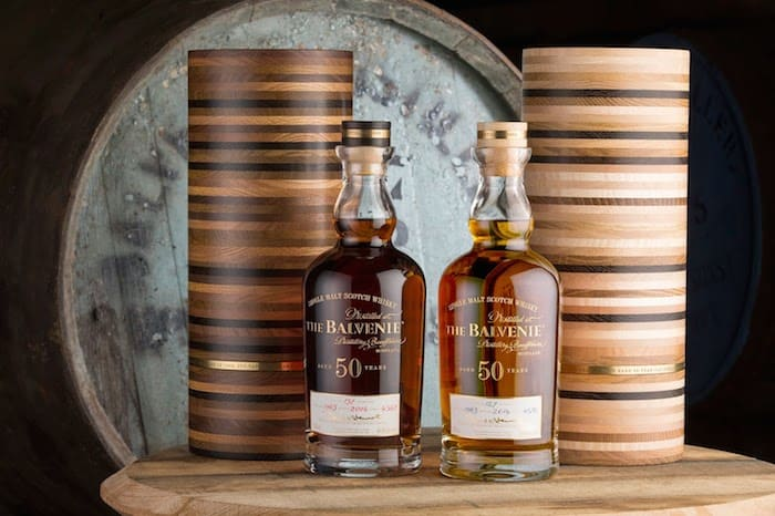 Aging scotch in the bottle