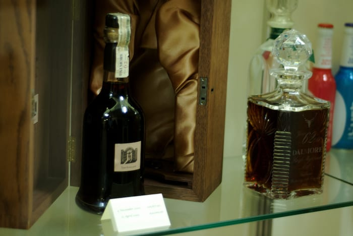 Collectible whisky