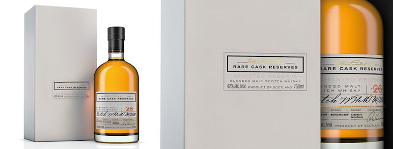 20849c7f07 The first of the Rare Casks Reserves Ghosted Reserves from William Grant    Sons (image