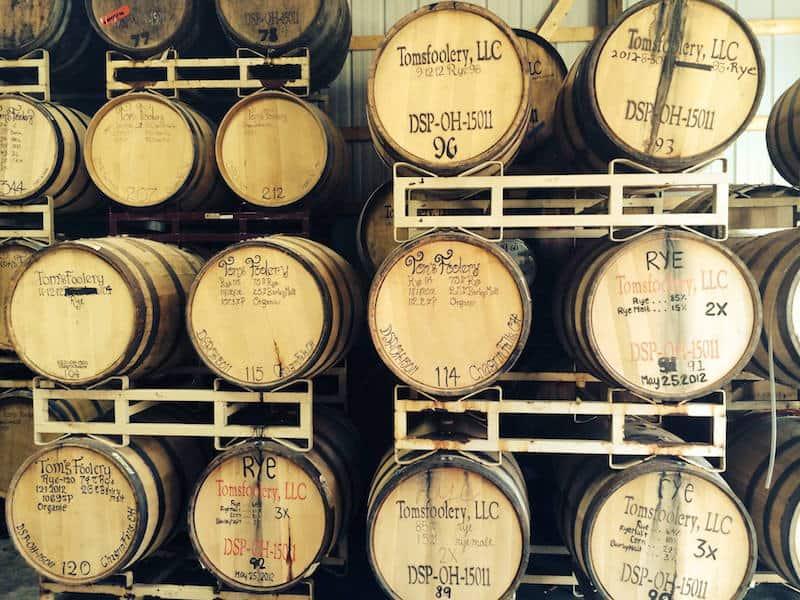 small barrel vs large barrel aging