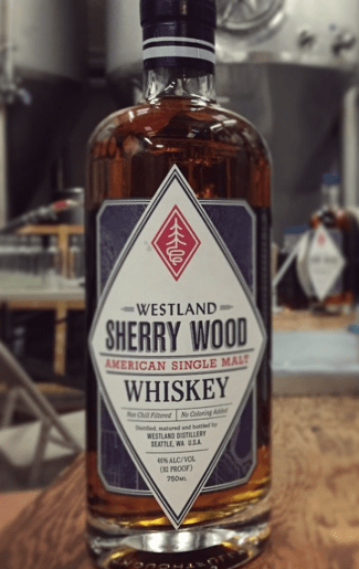 Whiskey Review Westland Sherry Wood American Single Malt