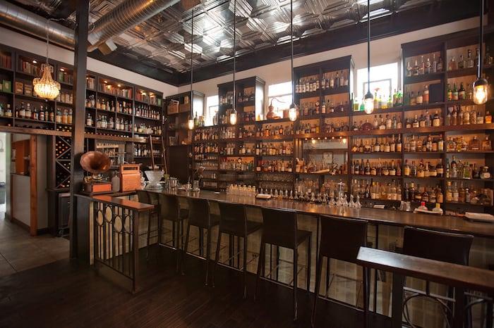 Legendary Whiskey Bars Seattle S Canon