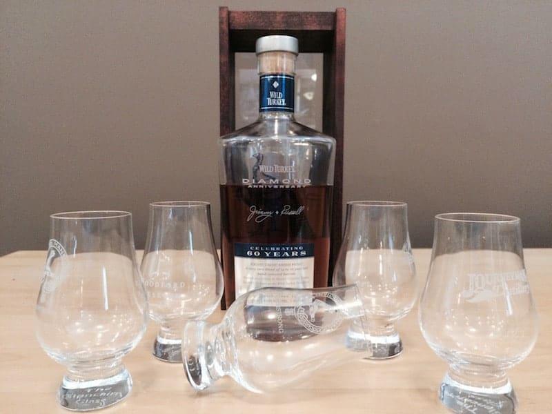 Wild Turkey Diamond Anniversary Bourbon