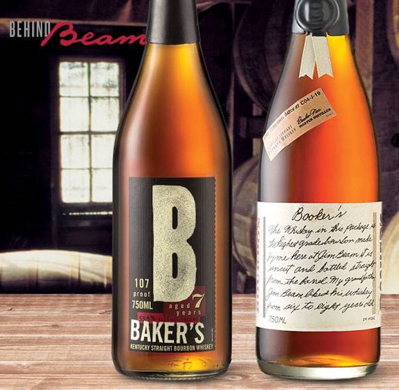 Small Batch Bourbons
