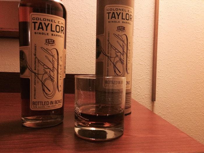 E.H. Taylor Bourbon