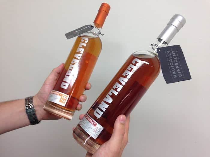 Rapid-Aging Whiskey Technology