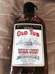 Jim Beam Old Tub Bourbon
