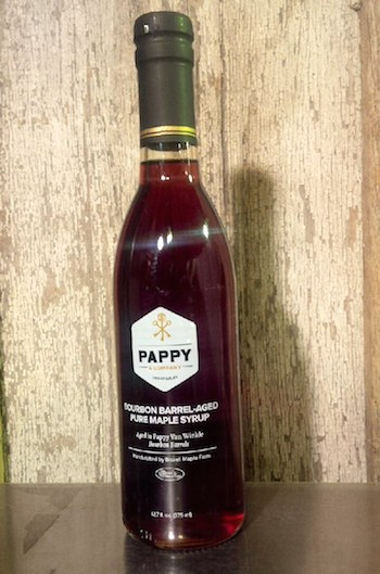 Pappy & Company Bourbon Barrel-Aged Syrup