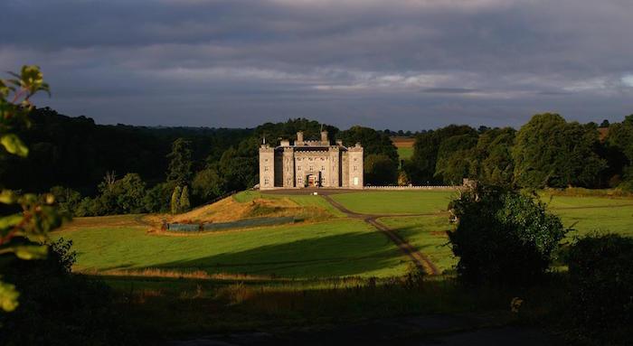 Slane Castle (image via Slane Castle Estate)
