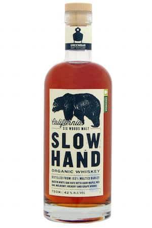 Greenbar Slow Hand Six Woods Whiskey
