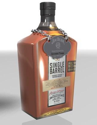 Jim Beam Single Barrel Buy A Barrel