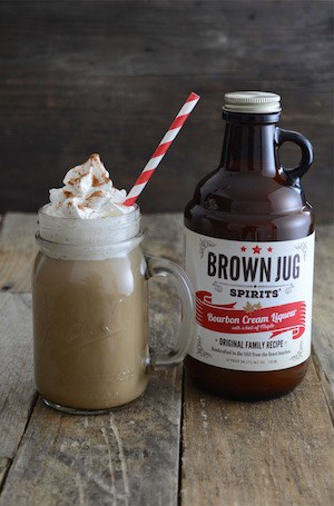 Brown Jug Bourbon Cream Liqueur
