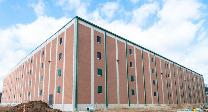 Buffalo Trace distribution center