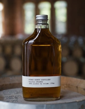 Kings County Bourbon (image via Kings County Distillery)