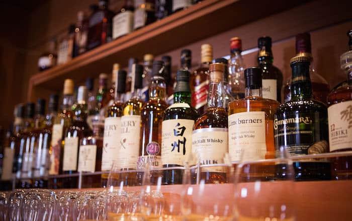 Princess Cruises Whisky Bar
