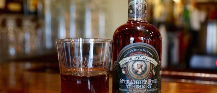 Historic Mount Vernon Showcases Washington Rye Whiskey