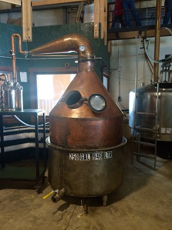 Bad Dog Distillery