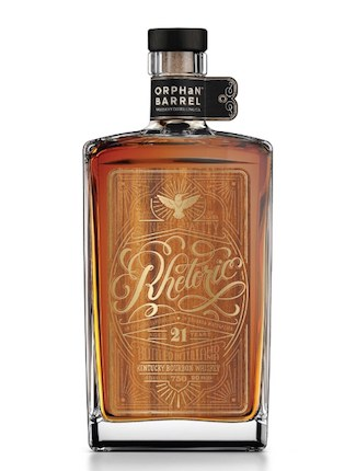 Diageo Rhetoric 21 year old bourbon