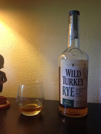 Wild Turkey Rye 81