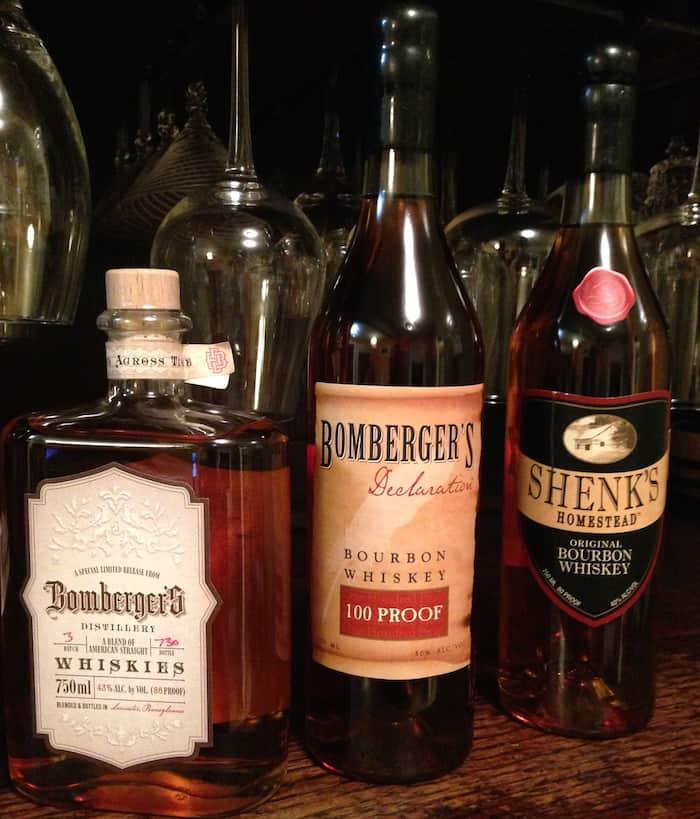 Bomberger's Whiskies