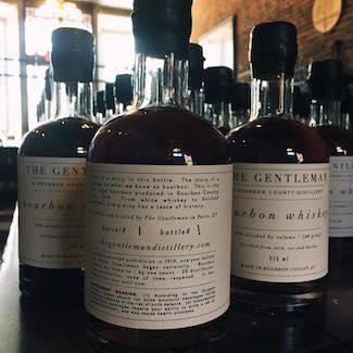 The Gentleman Bourbon