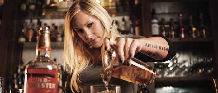 Whiskey Ambassador Corner: Old Forester's Jackie Zykan