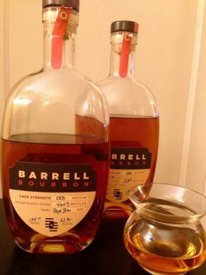 Barrell Bourbons 004 & 005