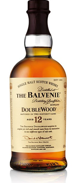 The Balvenie DoubleWood Aged 12 Years