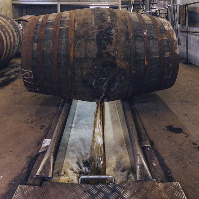 Macallan cask