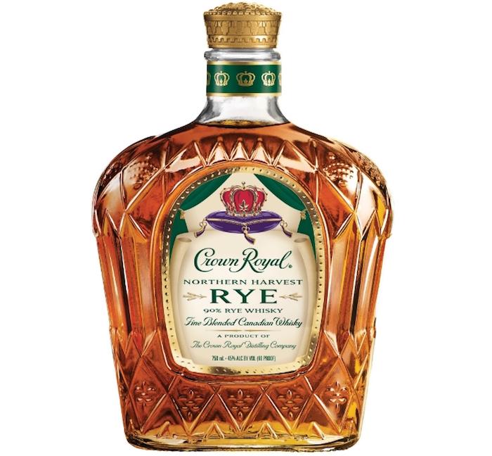 Diageo Crown Royal Northern Harvest Rye