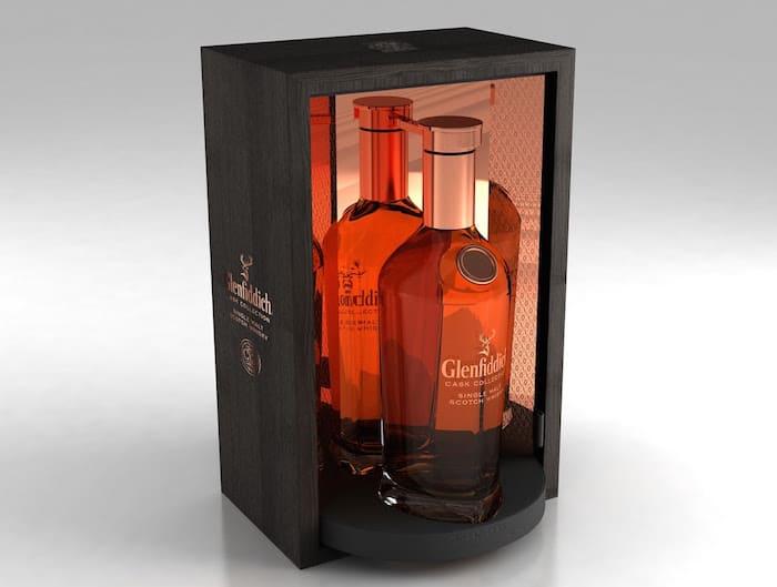 Glenfiddich Cask Collection Finest Solera