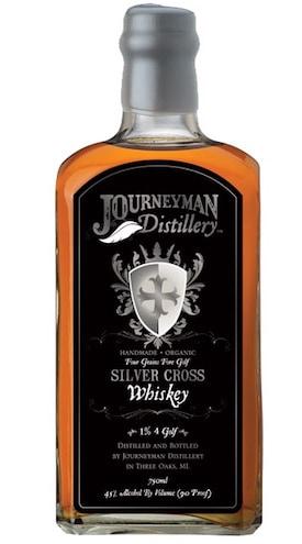 Journeyman Silver Cross Whiskey