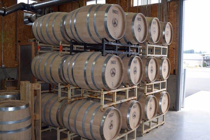 Rogue new barrels