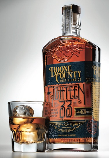 Boone County Distilling Joins Kentucky Bourbon Race The
