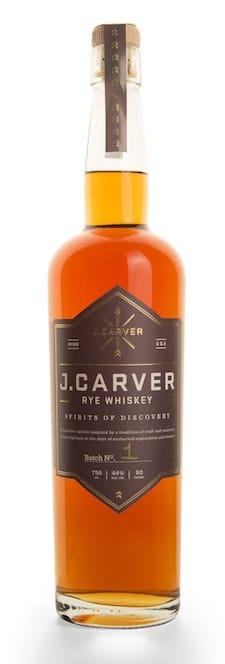 J. Carver Rye Whiskey