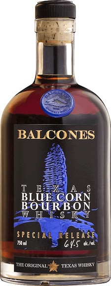 Balcones Texas Blue Corn Bourbon
