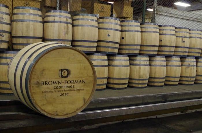 Brown Forman Cooperage