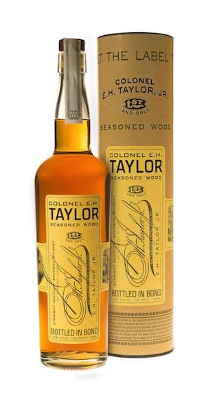 Colonel E.H. Taylor, Jr. Seasoned Wood