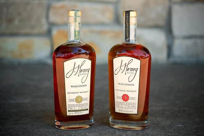 J. Henry & Sons bourbon