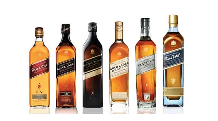 Johnnie Walker Scotch Interview Keep On Striding The