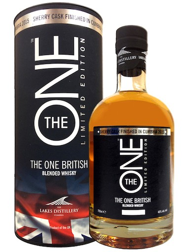 The Lakes Distillery The One