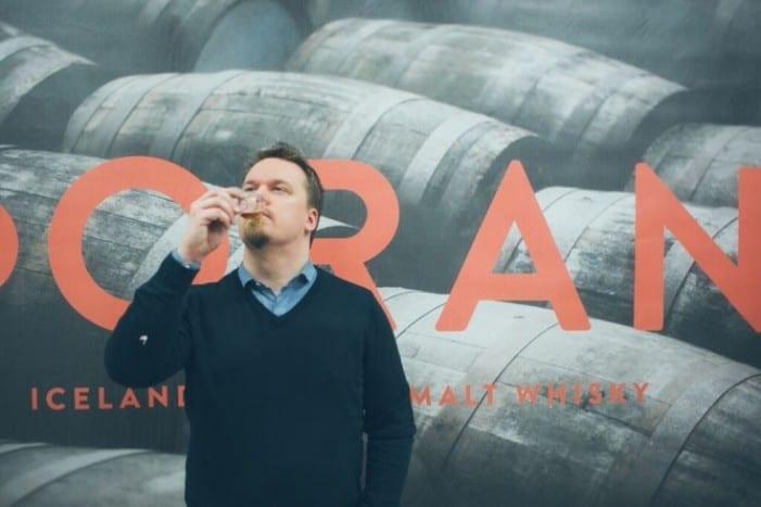 Thoran Icelandic whisky
