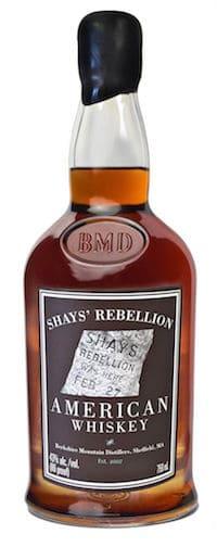 Shays' Rebellion American Whiskey