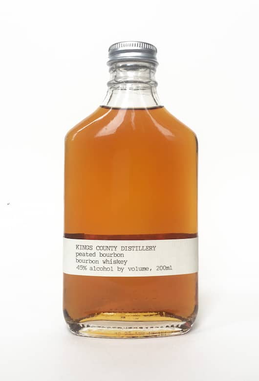 Whiskey Review: Kings County Peated Bourbon