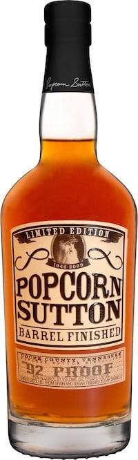 Popcorn Sutton Barrel Finished