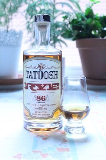 Tatoosh Rye Whiskey
