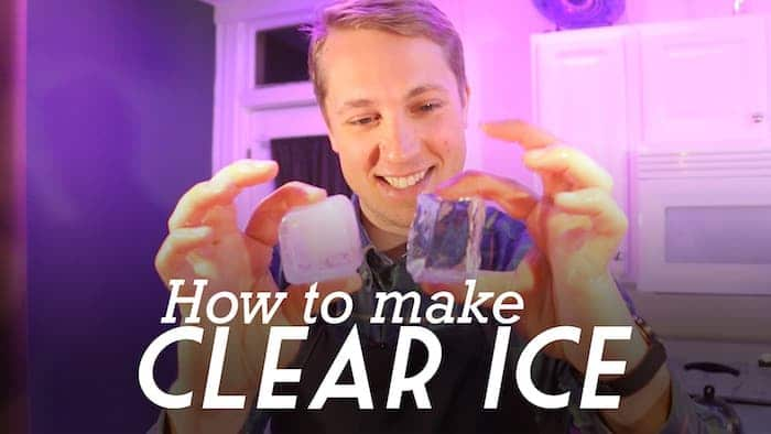 Whiskey with Wes Clear Ice