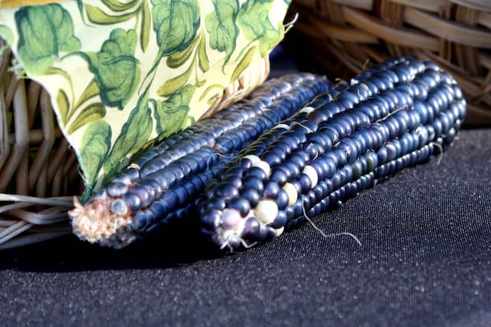 blue corn bourbon