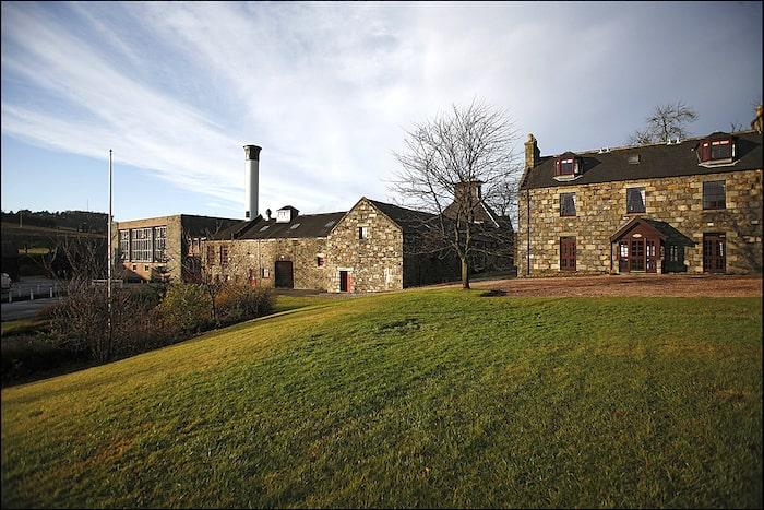 Glendronach in Speyside